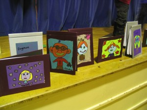 Book-A-Bration Books by Hawthorne Students